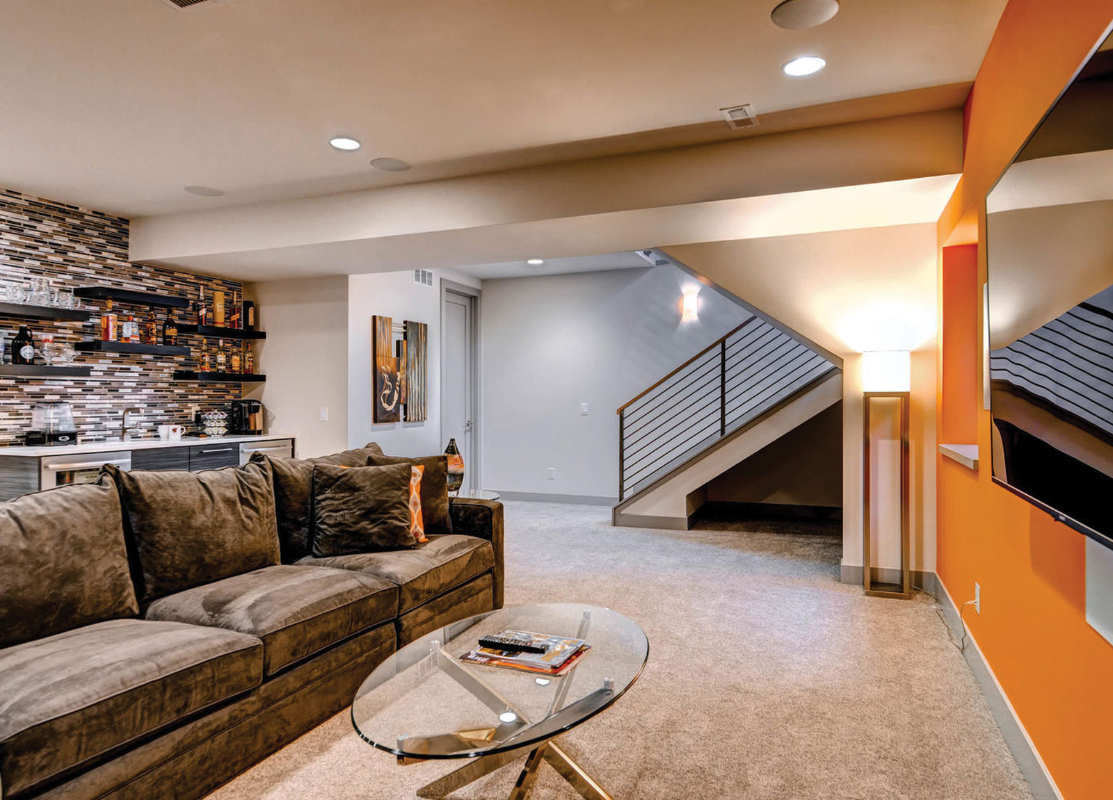 Basement Remodeling is the Most Popular Home Project for New Space and Added Value