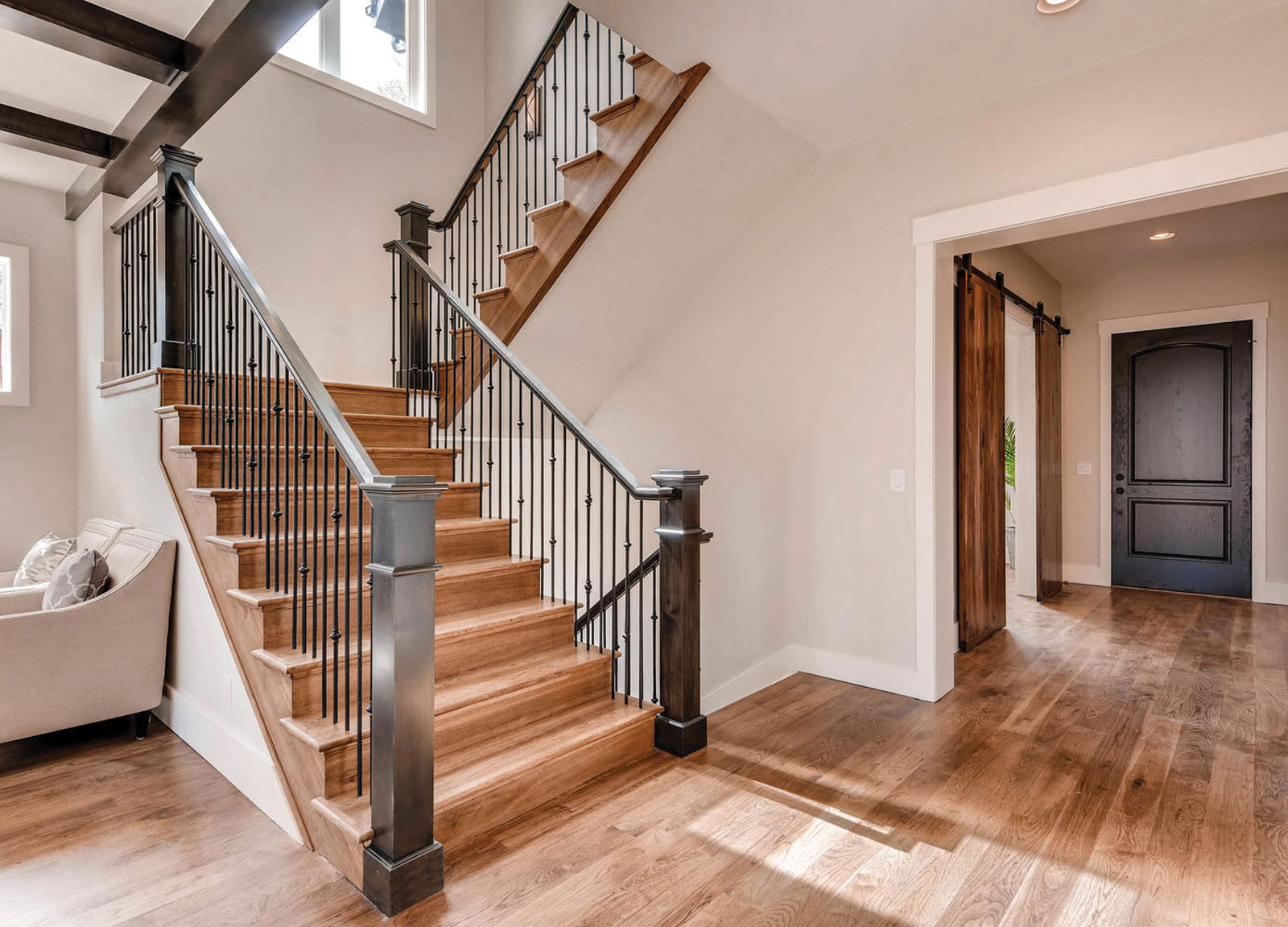 Hardwood Flooring Now the Standard of Excellence in the Finest American Homes