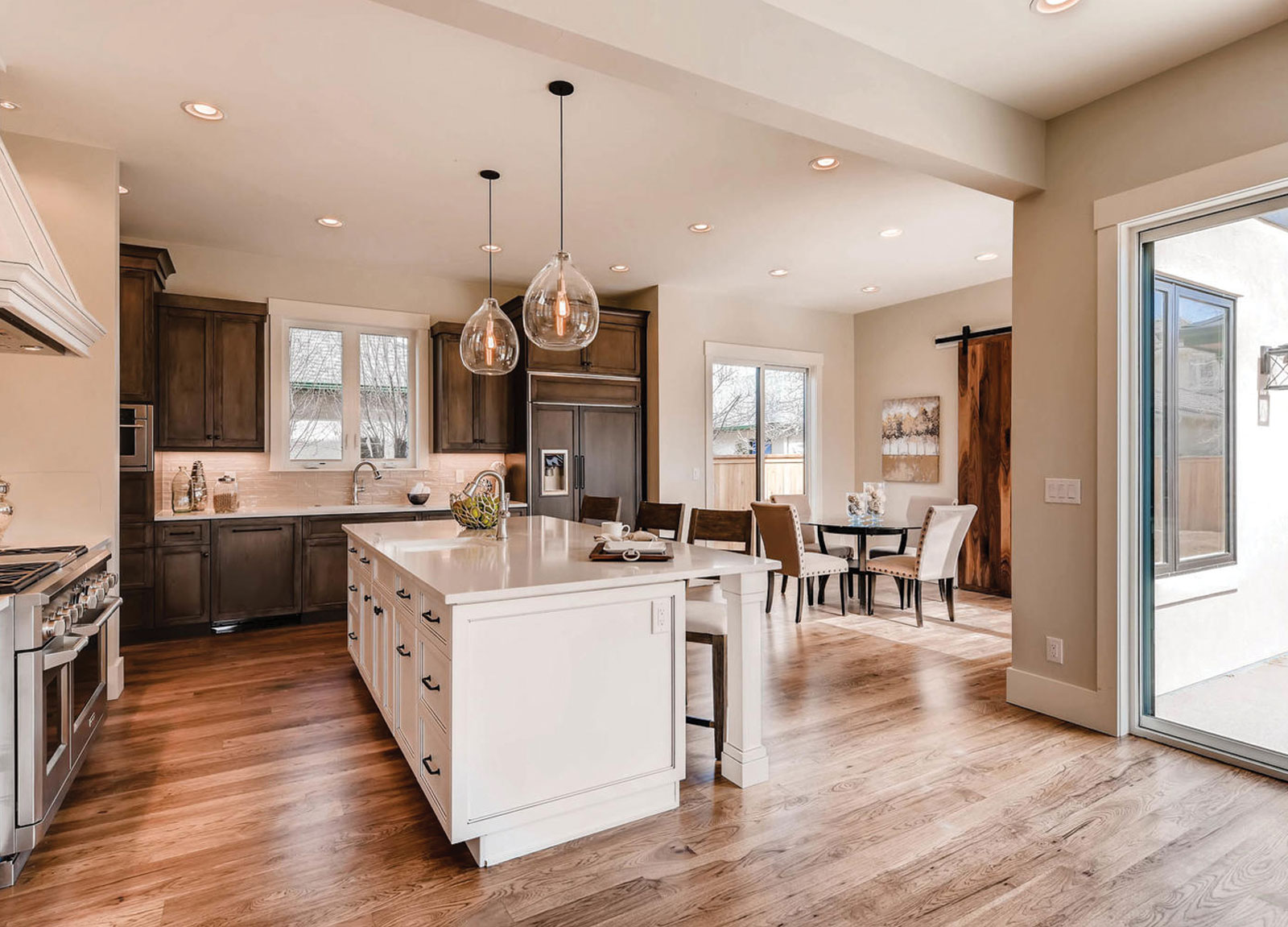 Kitchen trends offer many options for the centerpiece room of any home